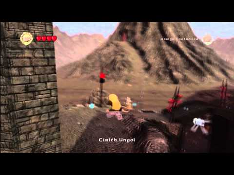 Lego Lord of the Rings: One does not simply… (walk into mordor) Trophy/Achievement – HTG