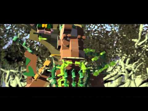 Lego Lord of the Rings:Level 12 / Osgiliath – A Wizard Should Know Better Trophy/Achievement – HTG