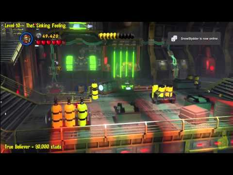 Lego Marvel Super Heroes: Level 10 That Sinking Feeling – Story Walkthrough – HTG