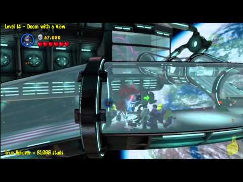 Lego Marvel Super Heroes: Level 14 Doom With a View – Story Walkthrough – HTG