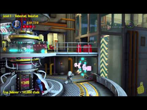 Lego Marvel Super Heroes: Level 5 Rebooted Resuited – Story Walkthrough – HTG