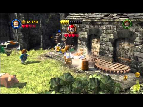 Lego Pirates of the Caribbean: Level 9 Isla Cruces – Story Walkthrough – HTG