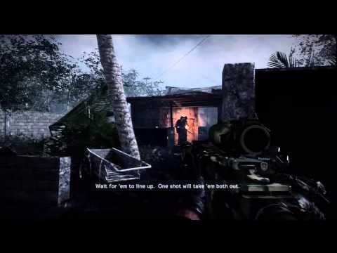 Medal Of Honor Warfighter: Double Header Trophy/Achievement – HTG