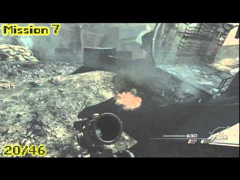 Modern Warfare 3: Intel Locations 14-25 – HTG