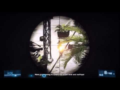 Battlefield 3 Not on my Watch Trophy / Achievement HTG