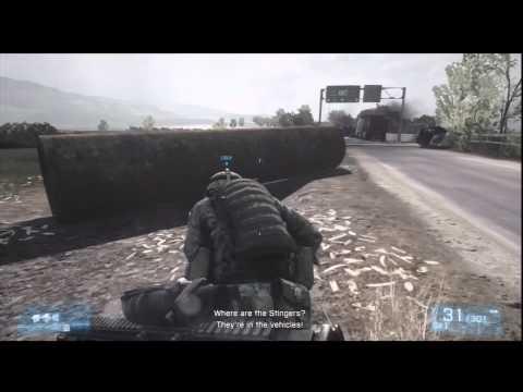 Battlefield 3 Butterfly Trophy / Achievement HTG
