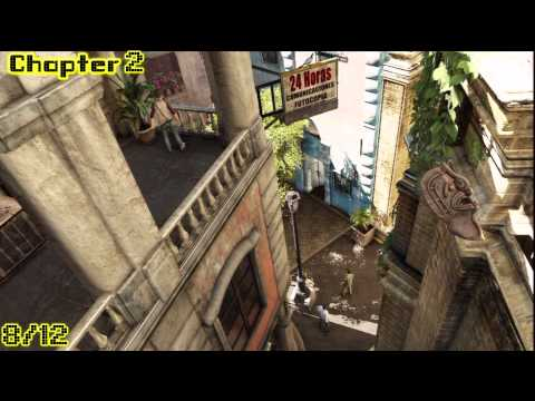 Uncharted 3: Treasure Locations 1-12 – HTG
