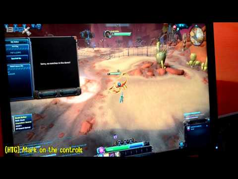 PAX Prime 2013: WildStar Gameplay Footage – HTG
