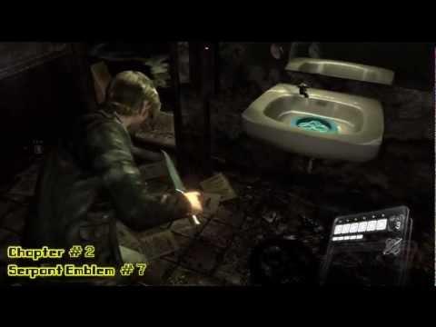 Resident Evil 6: Leon Campaign – All 20 Leon Serpent Emblems – HTG