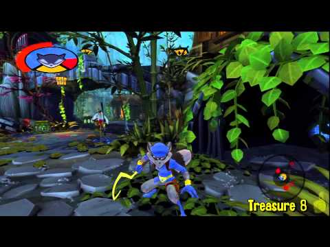 Sly Cooper Thieves in Time: Episode 1 – Feudal Japan Treasure Locations – HTG