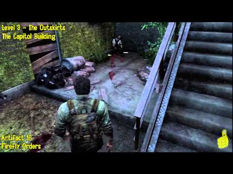 The Last of Us: Level 3 The Outskirts Walkthrough part 2 – HTG