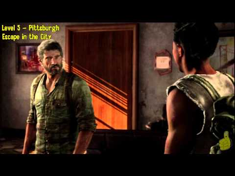 The Last of Us: Level 5 Pittsburgh Walkthrough part 4 – HTG