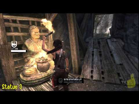 Tomb Raider: Guilty Conscience – All Collectables (Documents, Relics, GPS Caches & Challenges) – HTG