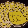 Thumby vinyl sticker 10 pack