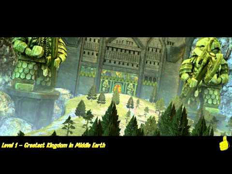 Lego The Hobbit: Level 1 – Greatest Kingdom in Middle-earth – STORY – HTG
