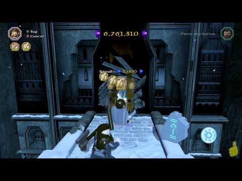 Lego The Hobbit: Middle-earth Free Roam – Lego Loot Dispenser Location – HTG