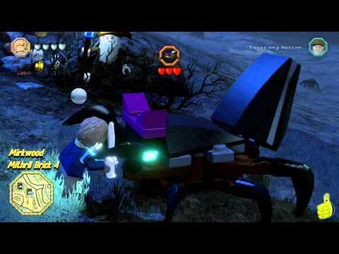 Lego The Hobbit: Middle-earth Free Roam – Mirkwood – HTG