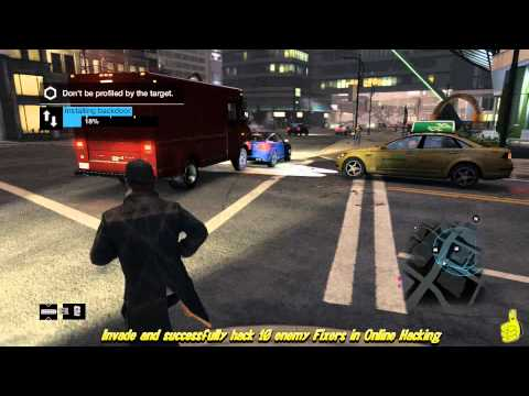 "Watch Dogs: ""Hackification"" Trophy/Achievement (Tips to avoid detection) – HTG"