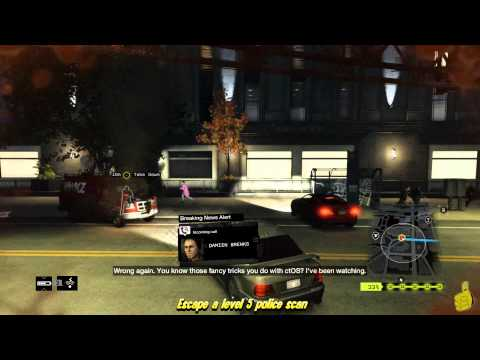 "Watch Dogs: ""Scanproof"" Trophy/Achievement (Tips to avoid scan detection) – HTG"