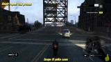"""Watch Dogs: """"White Rabbit Object"""" Trophy/Achievement (Method for 15 easy escapes) – HTG"""
