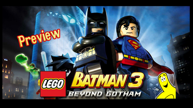 LEGO Batman 3 Beyond Gotham Preview – HTG