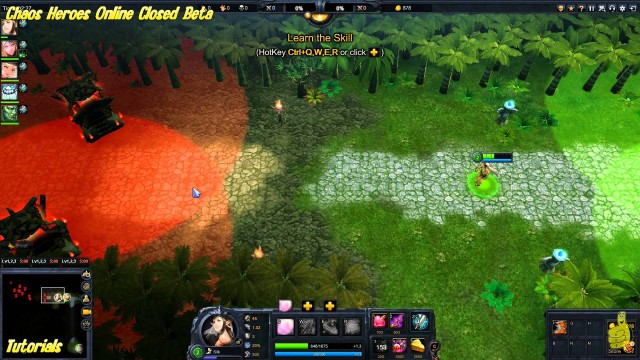 Chaos Heroes Online: First Look (Tutorials 1 and 2) – HTG