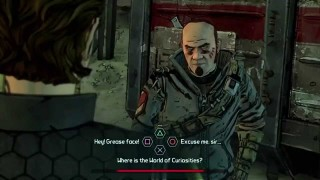 Tales from the Borderlands: Episode 1 Zero Sum Review – HTG