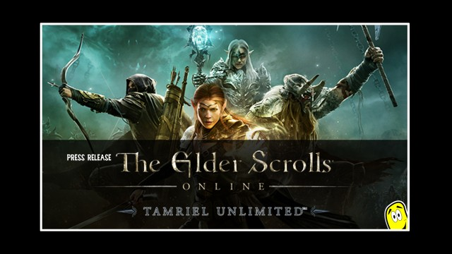 THE ELDER SCROLLS® ONLINE: TAMRIEL UNLIMITED™ NOW AVAILABLE FOR XBOX ONE AND PLAYSTATION® 4 – HTG