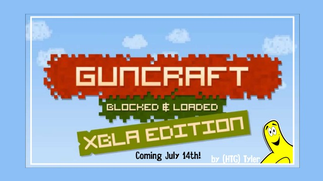 Guncraft makes it to Xbox 360 on July 14th – HTG