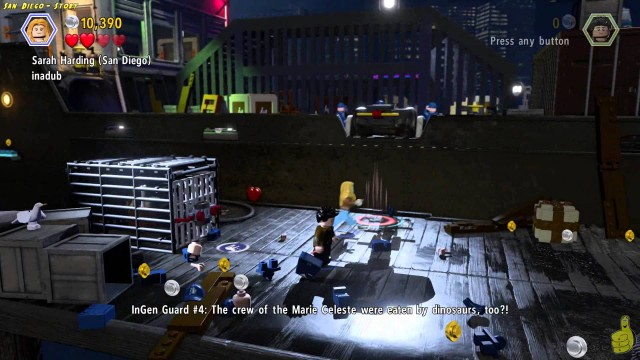 Lego Jurassic World: Level 10 STORY Just Follow The Screams Trophy/Achievements – HTG