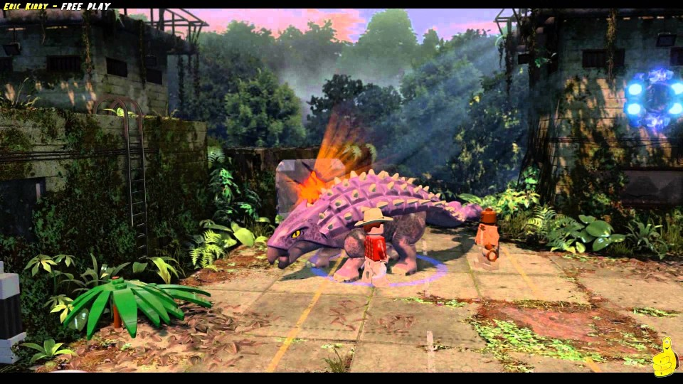 Lego Jurassic World: Level 14 Eric Kirby FREE PLAY (All Collectibles) – HTG