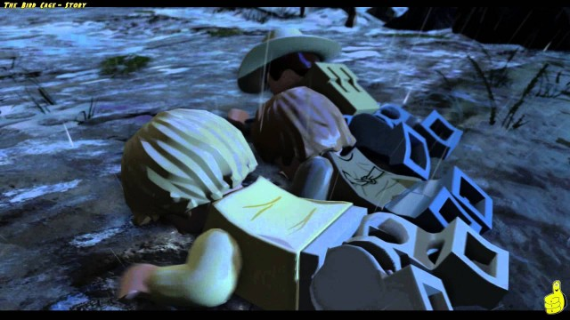 Lego Jurassic World: Level 15 STORY Going Home Trophy/Achievement – HTG