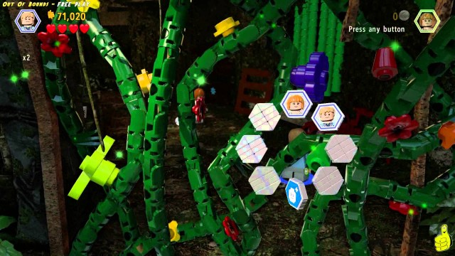 Lego Jurassic World: Level 18 Out Of Bounds FREE PLAY (All Collectibles) – HTG