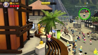 Lego Jurassic World: Level 19 Under Attack FREE PLAY (All Collectibles) – HTG