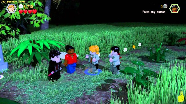 Lego Jurassic World: Level 8 STORY Don't Go Into The Tall Grass Trophy/Achievement – HTG
