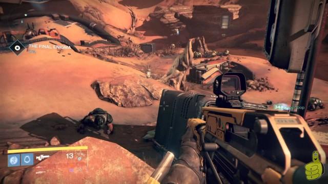 Destiny: Mars Mystery Multi-Objective Patrol Mission – HTG