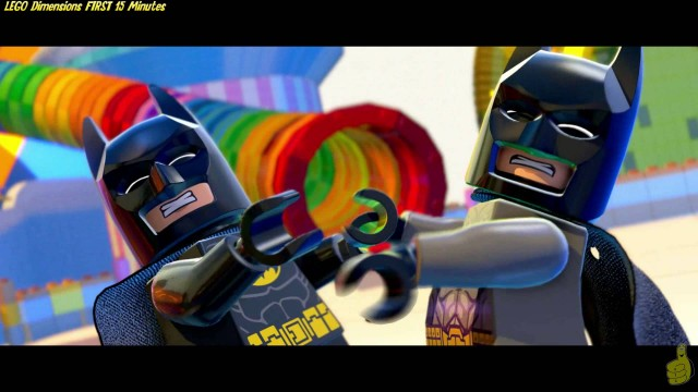 Lego Dimensions: FIRST 15 Minutes of Lego Dimensions Gameplay – HTG