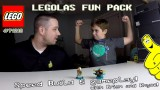 Lego Dimensions: #71219 Legolas Fun Pack and Speed Build – HTG