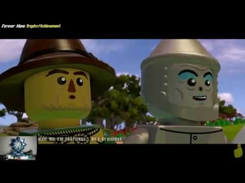 "Lego Dimensions: ""Forever Alone"" Trophy/Achievement – HTG"