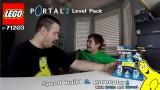 Lego Dimensions: #71203 Portal 2 LEVEL Pack Unboxing/SpeedBuild/Gameplay – HTG