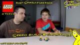 Lego Dimensions: #71211 Bart Simpson Unboxing/SpeedBuild/Gameplay – HTG