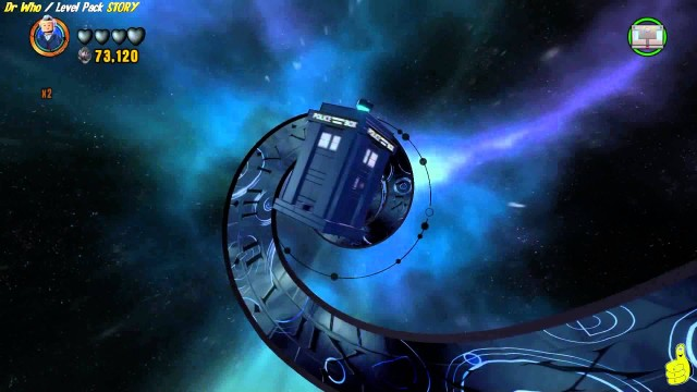 Lego Dimensions: Dr Who Level Pack STORY/Our Destiny is in the stars Trophy/Achievement – HTG