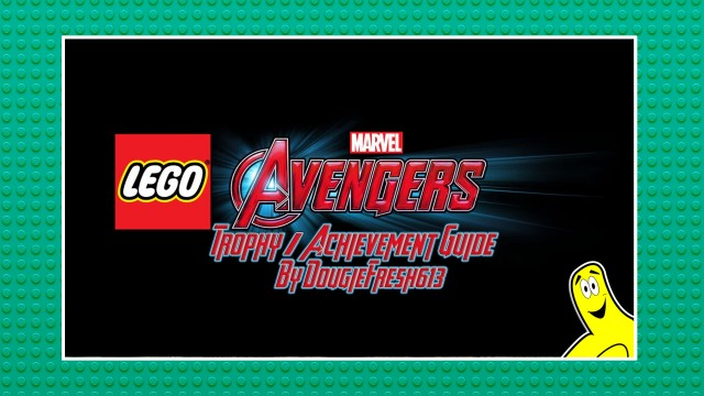 Lego Marvel's Avengers Trophy/Achievement Guide – HTG