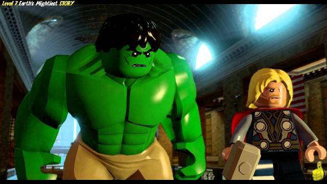 Lego Marvel Avengers: Level 7 STORY/Earth's Mightiest Trophy/Achievement – HTG