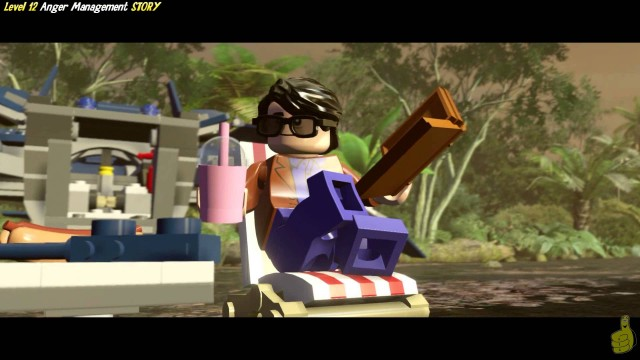 Lego Marvel Avengers: Level 12 STORY/Anger Management Trophy/Achievement – HTG