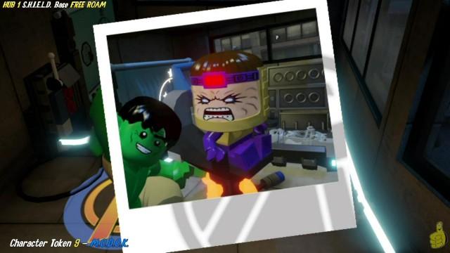 Lego Marvel Avengers: HUB 1 / S.H.I.E.L.D. Base FREE ROAM (All Collectibles) – HTG