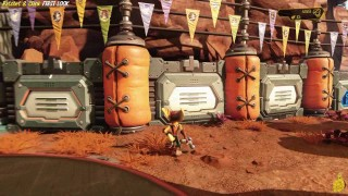 Ratchet & Clank: First Look (First 20+ minutes of Gameplay) – HTG