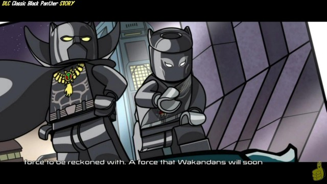 Lego Marvel Avengers: Classic Black Panther STORY / Who is The Black Panther Trophy/Achievement- HTG