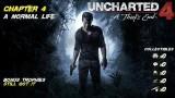 Uncharted 4: Chap. 4 A Normal Life (No Collectibles/Still Got it Trophy) – HTG