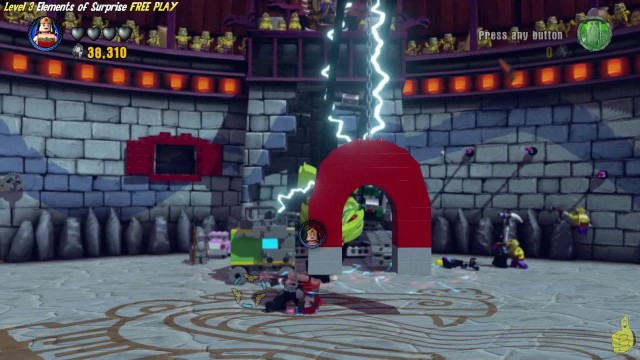 Lego Dimensions: Elements of Surprise (All 10 Minikits & Minifig In Peril) – HTG